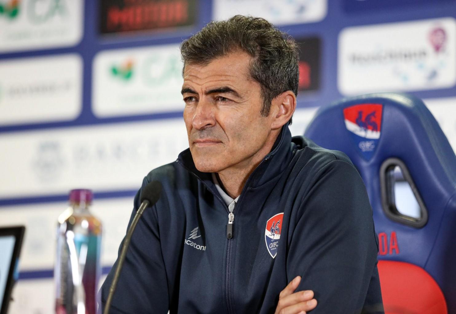 Rui Almeida deixa comando técnico do Gil Vicente