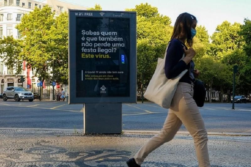 Covid-19: Portugal com mais 78 mortos e 5.839 novos casos em 24 horas