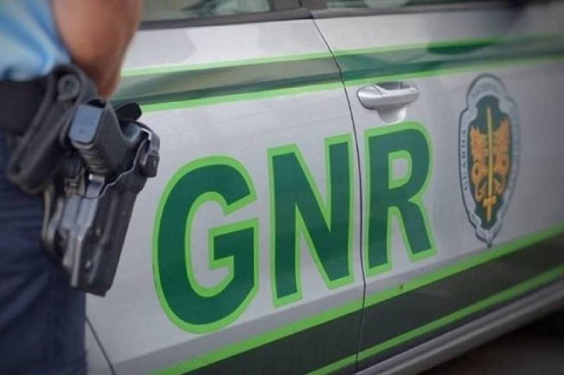 GNR deteve dois suspeitos de 16 furtos nos distritos de Braga e Porto