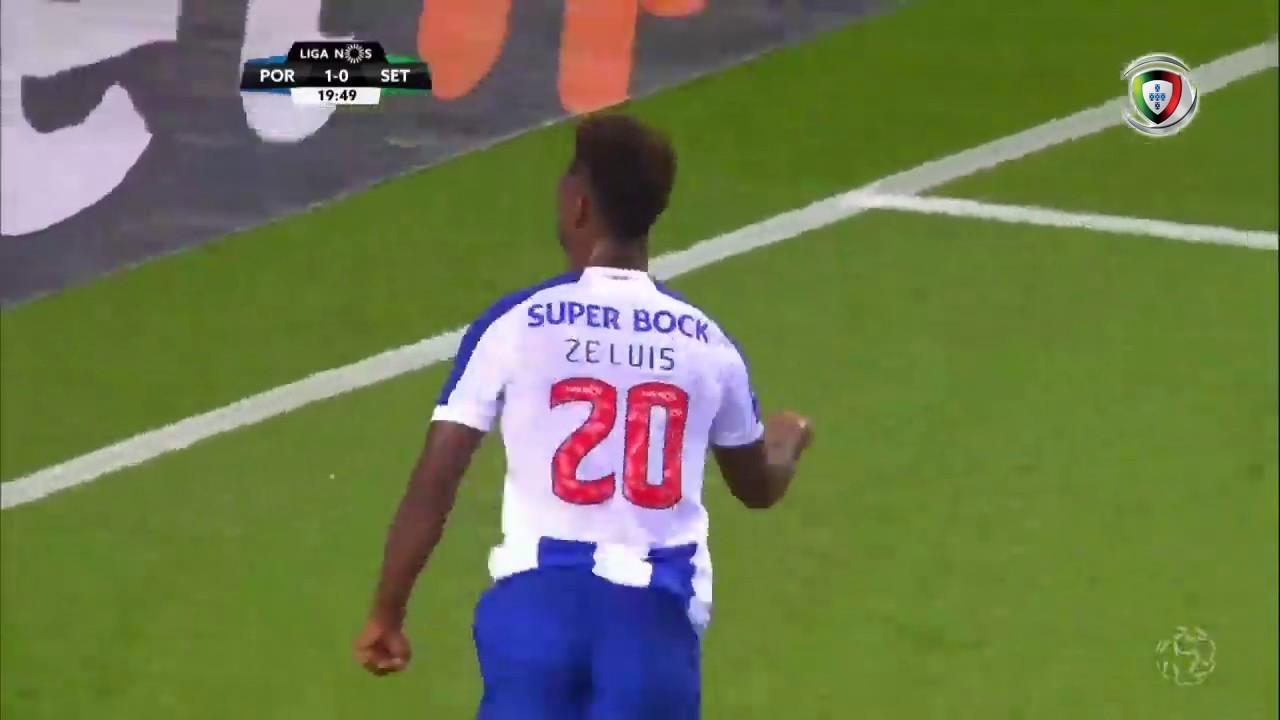 FC Porto consegue primeira vitória na Liga com três golos de Zé Luís