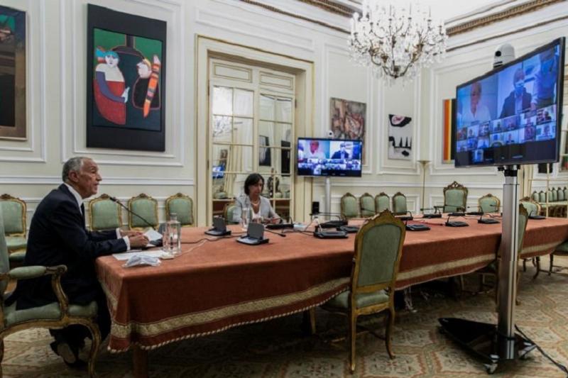 Conselho de Estado reúne-se em 15 de dezembro sobre presidência portuguesa da UE