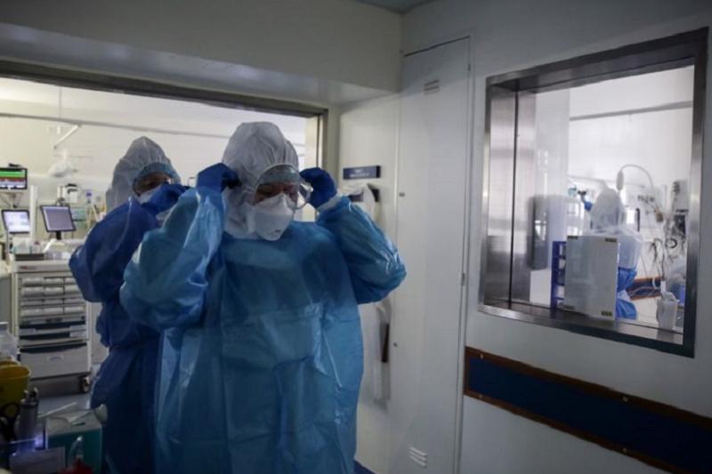 Mais de metade das mortes em excesso durante pandemia atribuídas à doença