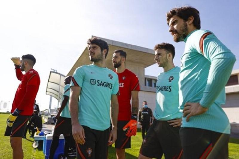 Liga das Nações: Portugal na máxima força na véspera de defrontar a França