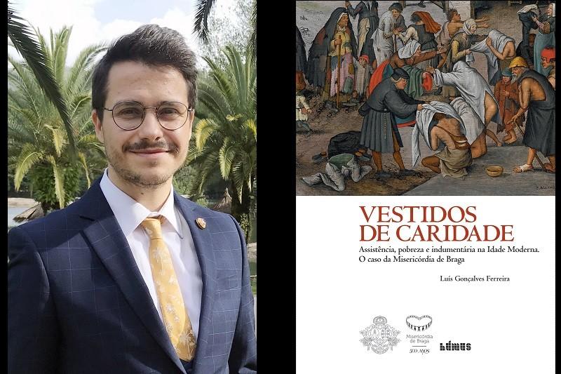Aluno da UMinho distinguido pela Academia Portuguesa da História