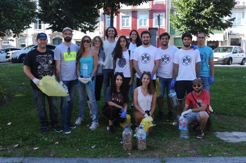 Iniciativa Braga Plogging é para continuar