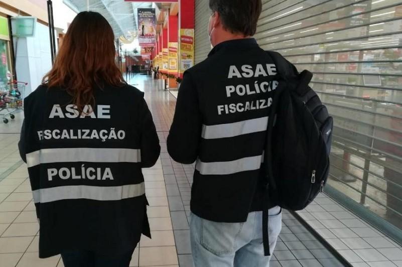Covid-19: ASAE instarou oito processos de contraordenação em operação em centros comerciais