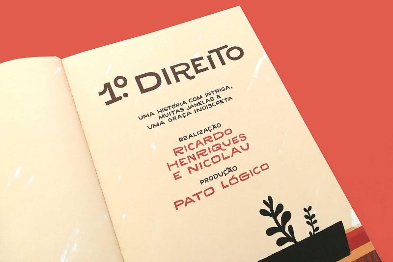 Livro português '1.º Direito' venceu prémio chinês de literatura infantil