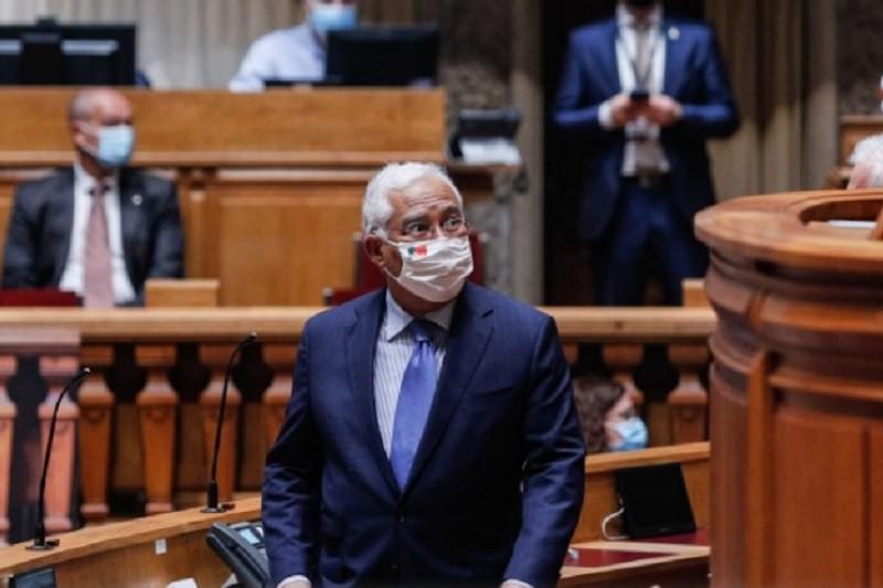 Covid-19: Costa anuncia hoje medidas após aprovação do prolongamento do estado de emergência