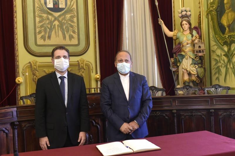 Irão reforça colaboração com Braga a vários níveis