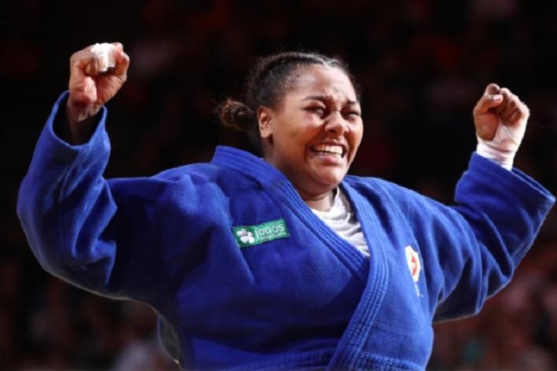 Rochele Nunes conquista bronze e Portugal termina Europeus de Judo com três medalhas