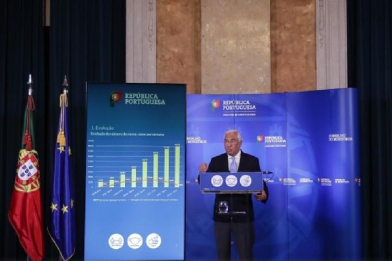 Covid-19: Costa afirma que Governo está unido e rejeita dicotomia entre economia e saúde