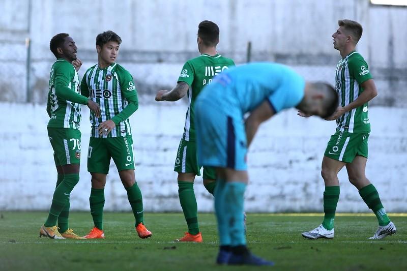 Rio Ave arranca triunfo difícil ao Monção e segue em frente na Taça