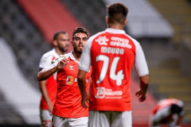 LE: Sporting de Braga ficar a um ponto, Benfica pode selar apuramento