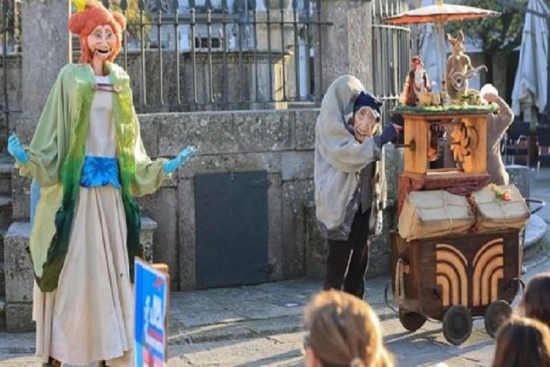 CAMINHA: Festa luso-galaica da marioneta decorre de 05 a 08 de dezembro