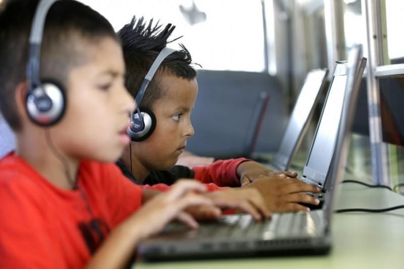 Crianças e jovens do Bairro das Andorinhas ganham Sala de Apoio ao Estudo