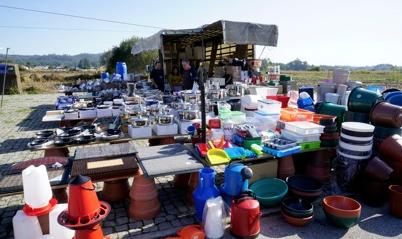 Covid-19: Terras de Bouro isenta comerciantes e feirantes de rendas e taxas