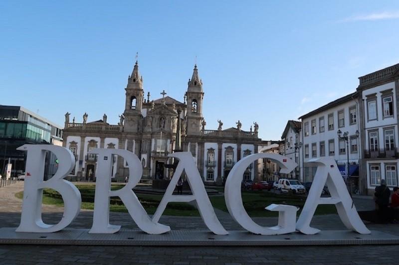 Braga disputa Capital Europeia da Cultura com apoio do Porto e da Galiza