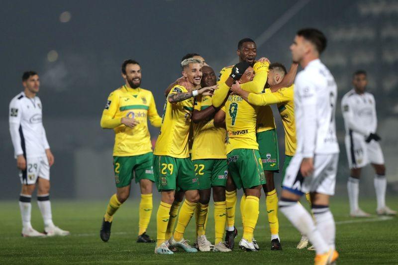 Paços de Ferreira bate Famalicão e sobe ao quinto lugar da I Liga