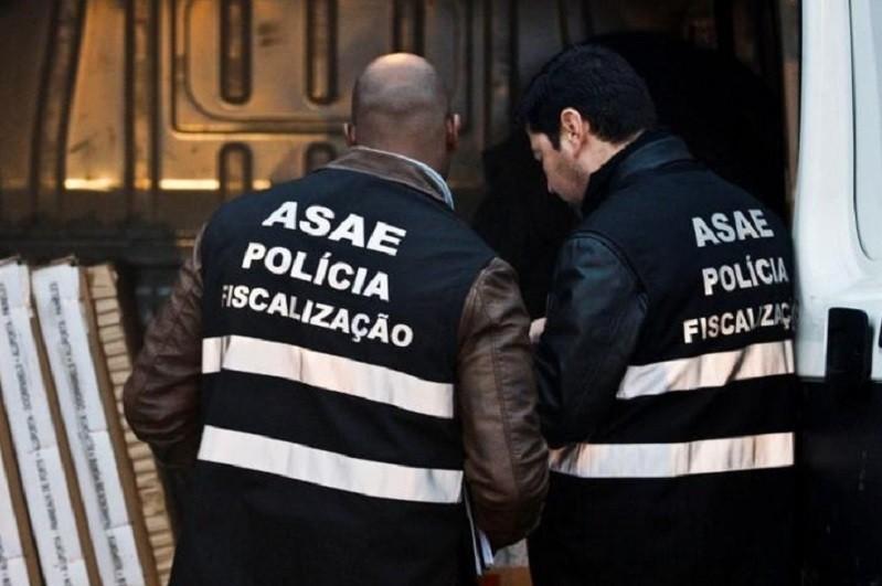 ASAE apreendeu 228.000 artigos contrafeitos no valor de 1,5 ME