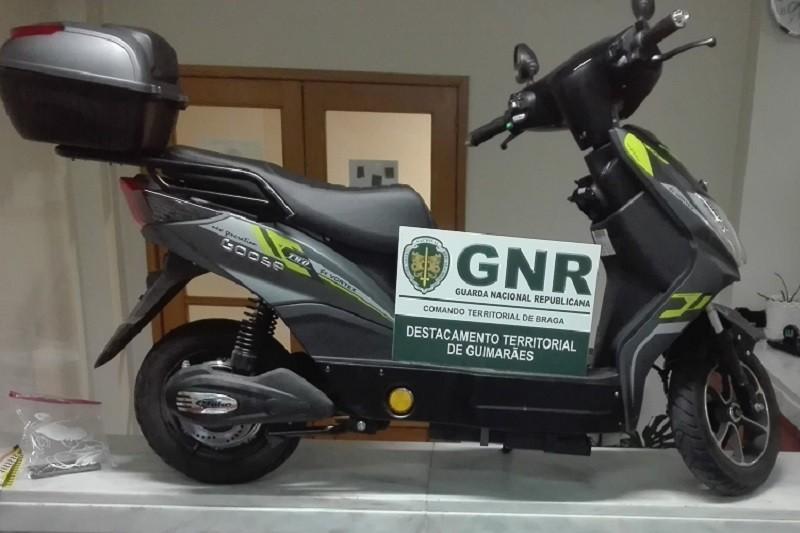 Guimarães: Dois detidos pela GNR por furto num estabelecimento
