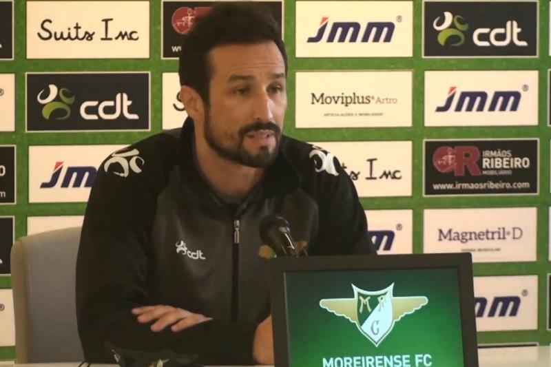 César Peixoto prioriza triunfo na I Liga antes de imaginar Moreirense na Taça da Liga