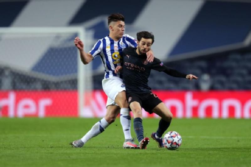FC Porto empata com City e está apurado para os oitavos da Liga dos Campeões