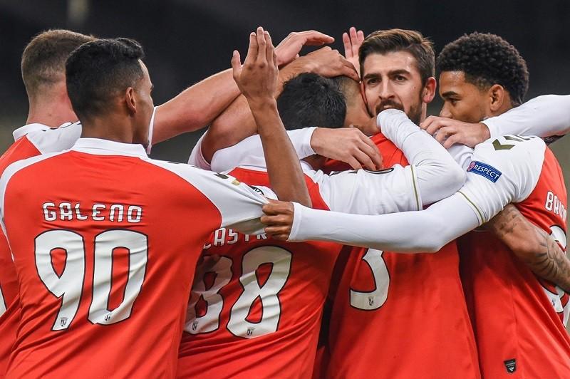 Sporting Clube de Braga vence AEK Atenas e garante apuramento na Liga Europa