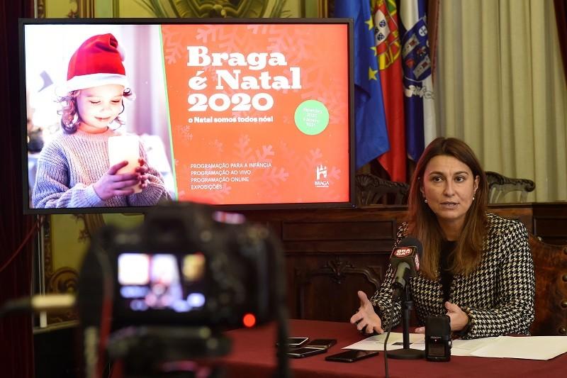 Braga celebra Natal com programa adaptado às circunstâncias