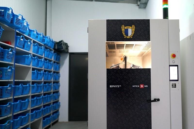 MTEX lança equipamento de combate à Covid-19 que desinfeta vestuário em vinte minutos