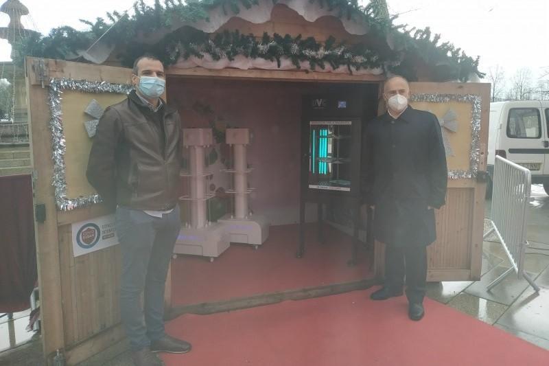 Primeira Aldeia Natal livre de Covid-19