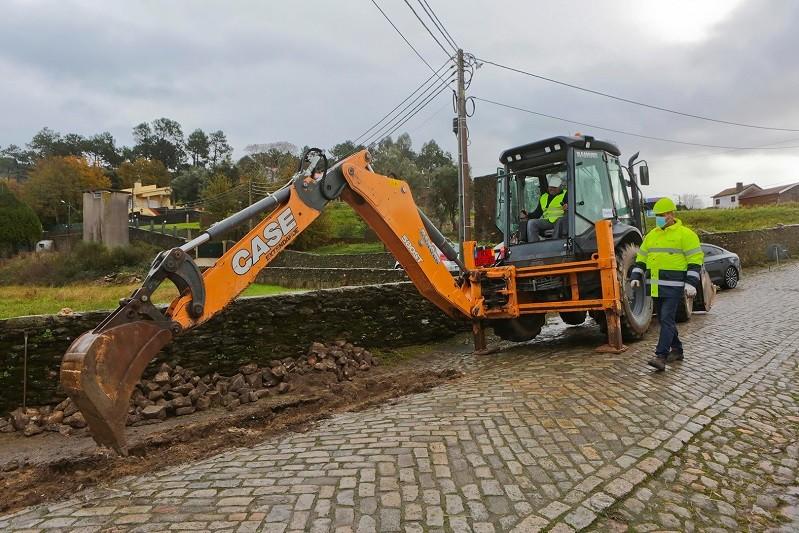 Câmara investe dois milhões de euros em saneamento e água