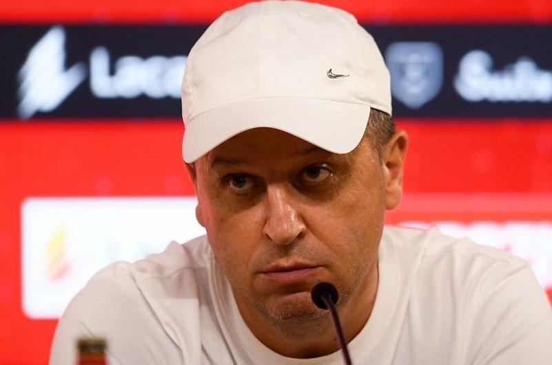 Treinador do Zorya frisa que jogo com o Sporting de Braga não é um amigável