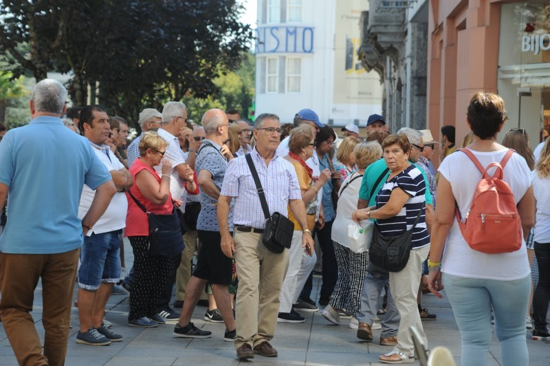 Preservação e beleza do centro histórico de Braga deixa turistas encantados