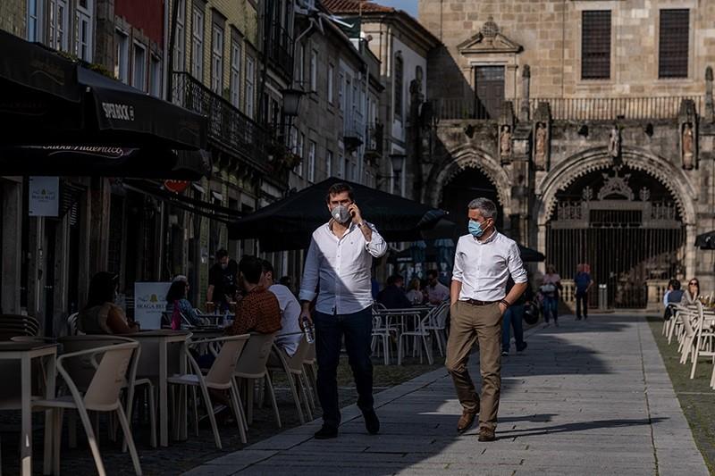 Braga com 12 óbitos e 752 novos casos numa semana