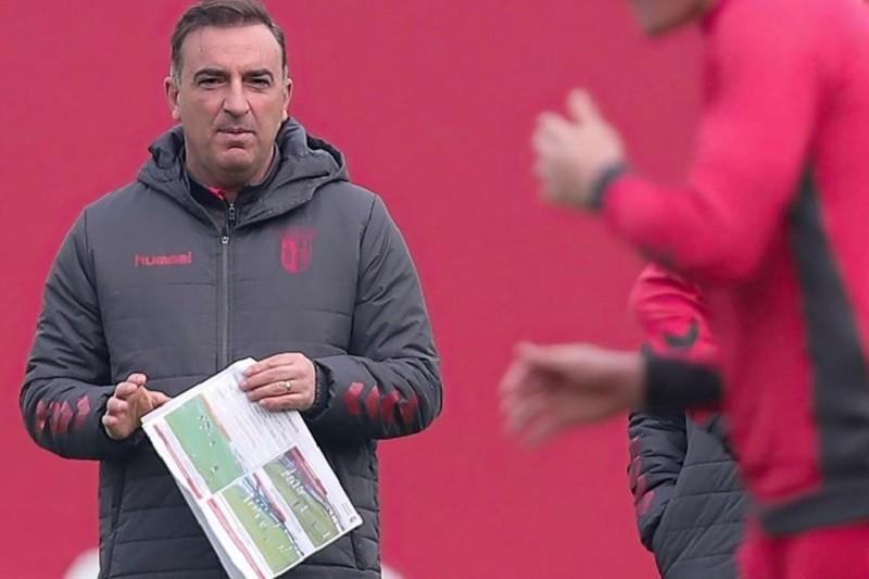 Carvalhal quer Sporting de Braga a