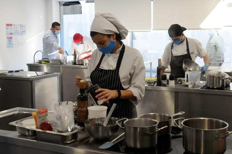Mercado Municipal de Braga é palco para final de concurso gastronómico