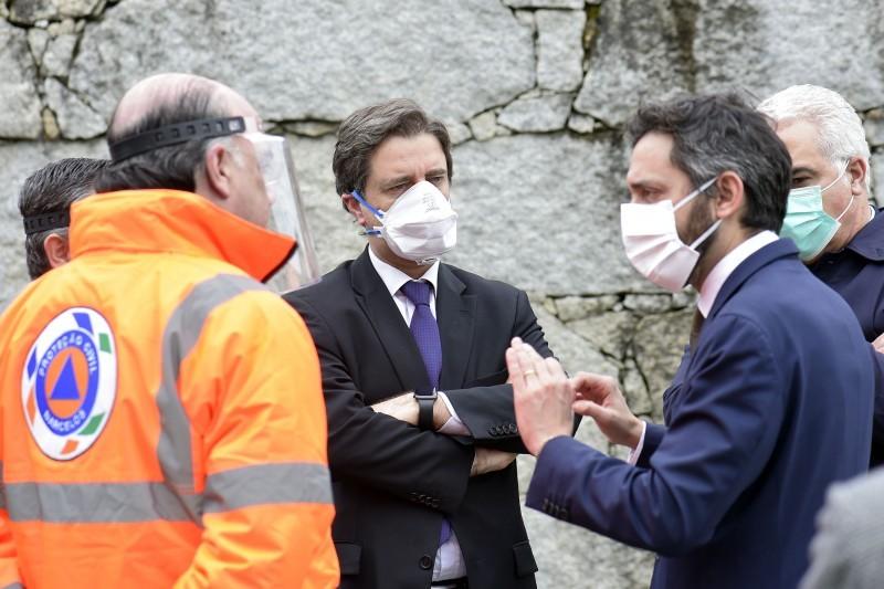 'Situação epidemiológica está a melhorar, mas não podemos baixar a guarda'
