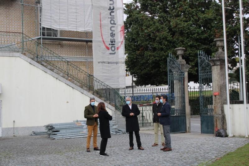 Póvoa de Lanhoso reabilita edifício da EPAVE