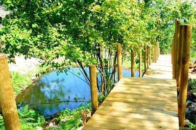 VALENÇA: Nova ecopista, trilho com passadiços e casa na árvore criados junto do rio Minho