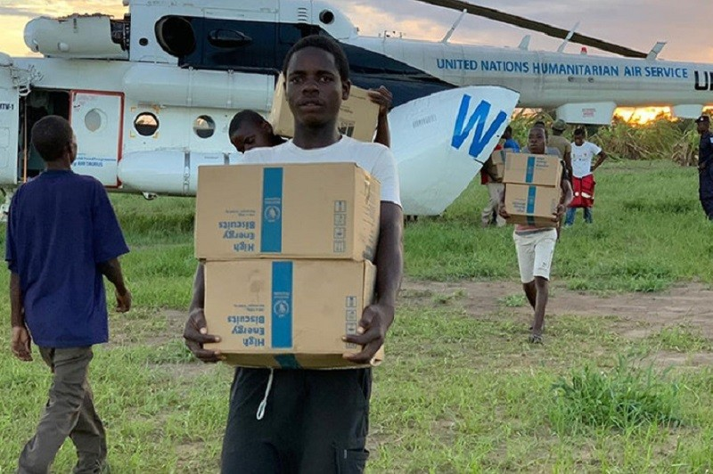 ONU lança apelo de 207 ME para assistência humanitária em Cabo Delgado, Moçambique