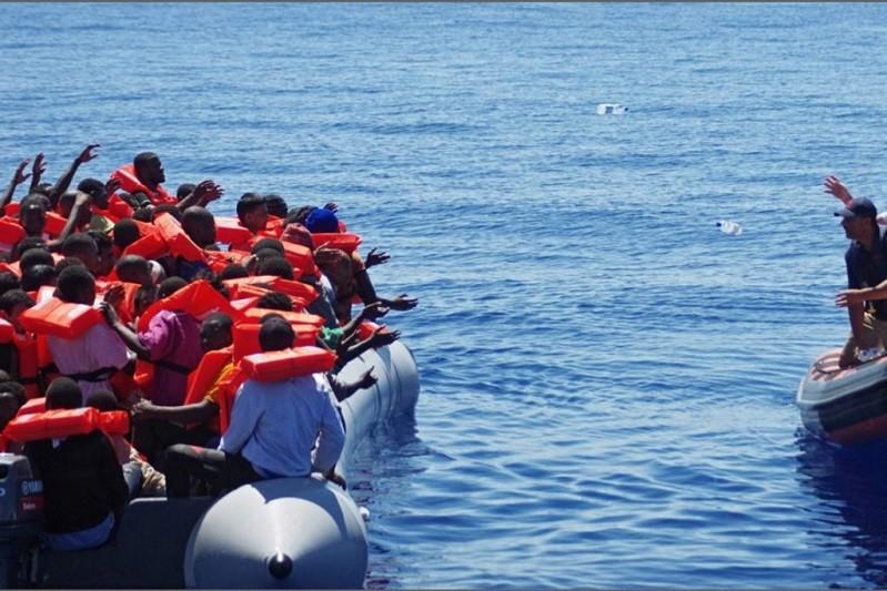 Portugal recebeu esta semana refugiados do Egito, cidadãos resgatados e menores