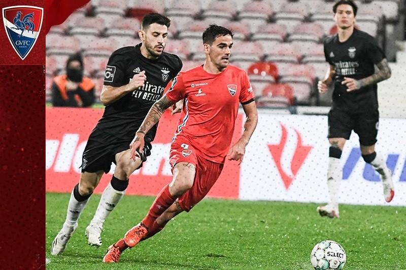 Benfica vence Gil Vicente por 2-0