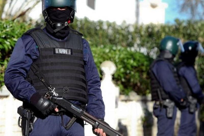 GNR detém quatro suspeitos de assaltos e tráfico de drogas no Alto Minho