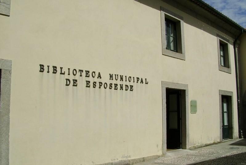Biblioteca Municipal de Esposende encerra em janeiro para seis meses de obras