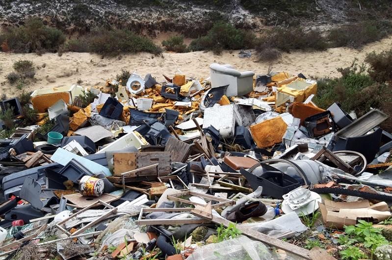 Câmara de Cabeceiras de Basto recolheu mais de 22 toneladas de lixeiras ilegais