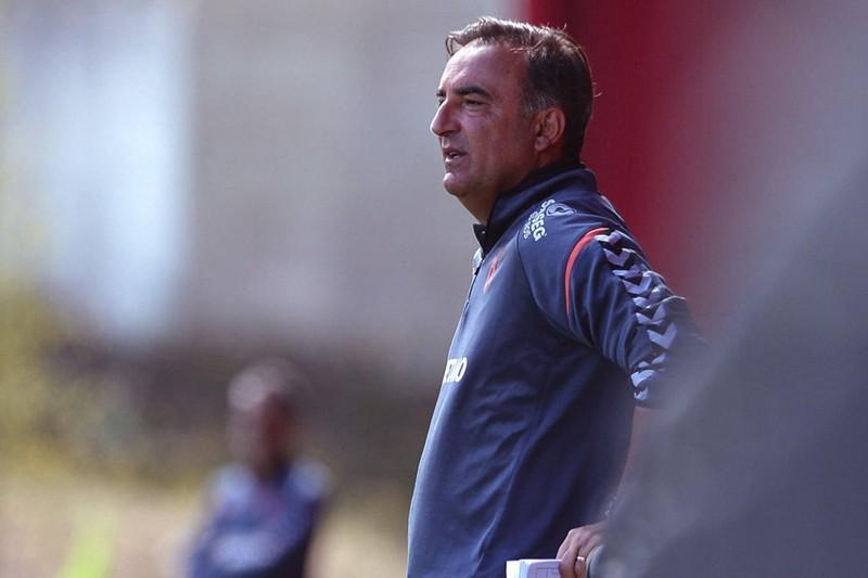 Carlos Carvalhal: 'SC Braga é também um potencial candidato, mas será sempre um outsider'