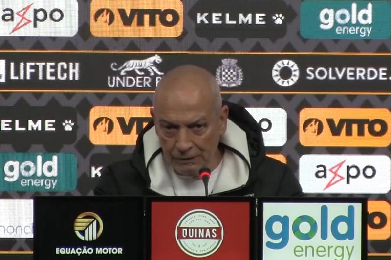 Jesualdo Ferreira quer 'avaliar o momento' do Boavista frente ao Braga