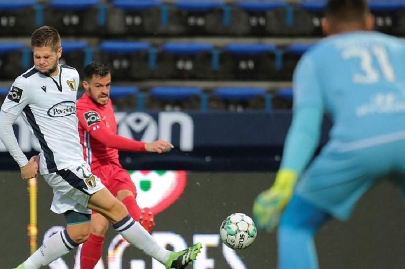 Gil Vicente soma primeiro triunfo como visitante na I Liga em casa do Famalicão