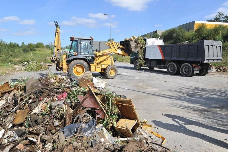 Município de Braga procedeu à limpeza de 1.312,08 toneladas de resíduos sólidos