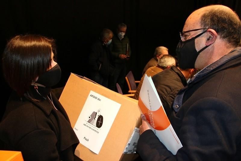 Município de Arcos de Valdevez distribuiu máscaras pelas Juntas de Freguesia